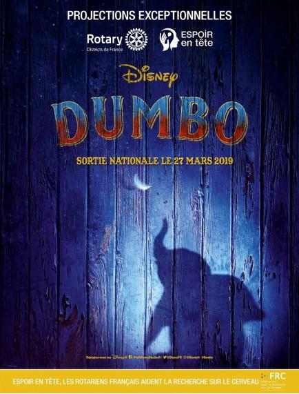 Dumbo Espoir en Tête